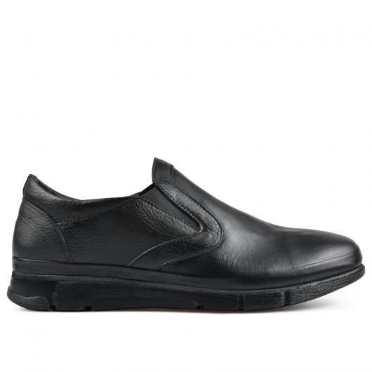 Черни мъжки ежедневни обувки Foncho