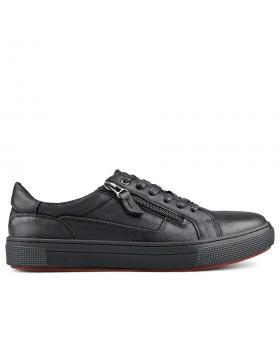 Черни мъжки ежедневни обувки Arcadio в online магазин Fashionzona