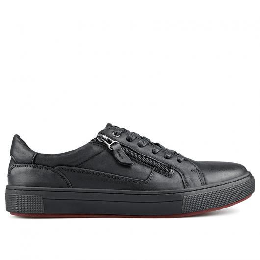 Черни мъжки ежедневни обувки Arcadio