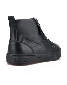 Черни мъжки ежедневни боти Alucio в online магазин Fashionzona