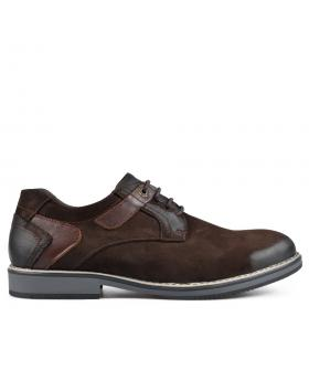 Кафяви мъжки ежедневни обувки Dario в online магазин Fashionzona