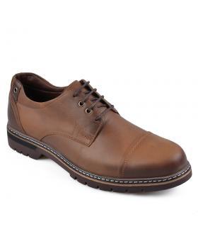 Кафяви мъжки ежедневни обувки Amistad в online магазин Fashionzona