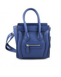 Синя дамска ежедневна чанта Aubree в online магазин Fashionzona