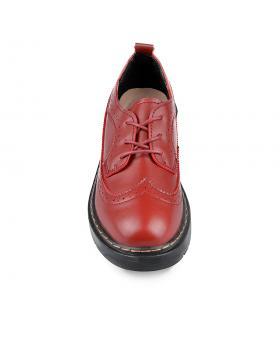 Червени дамски ежедневни обувки Alvina в online магазин Fashionzona