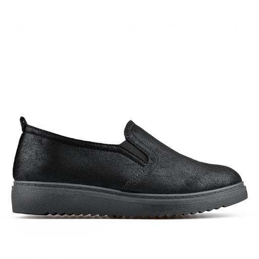 Черни дамски ежедневни обувки Celestiel