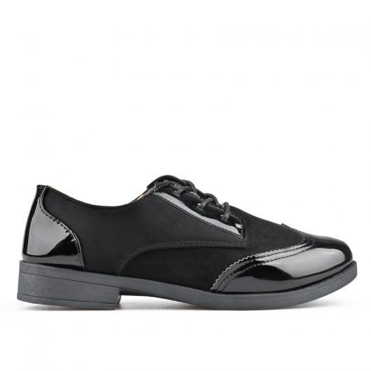 Черни дамски ежедневни обувки Amaia