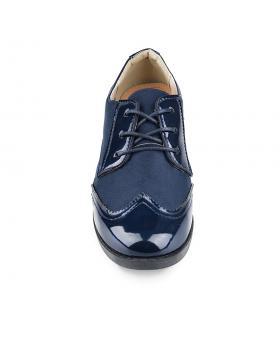 Сини дамски ежедневни обувки Natividad в online магазин Fashionzona