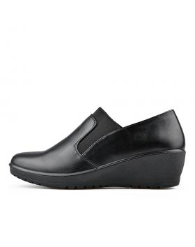Черни дамски ежедневни обувки Adoncia в online магазин Fashionzona