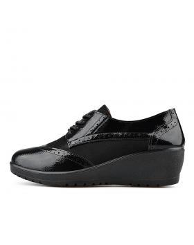 Черни дамски ежедневни обувки Marceline в online магазин Fashionzona