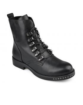 Черни дамски ежедневни боти 0135346 в online магазин Fashionzona
