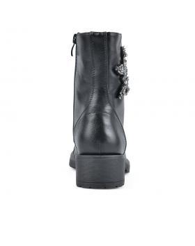 Черни дамски ежедневни боти 0135335 в online магазин Fashionzona