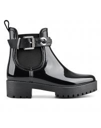 Черни дамски гумени боти Lynne в online магазин Fashionzona