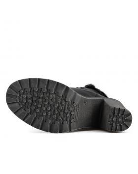Черни дамски ежедневни боти 0135349 в online магазин Fashionzona