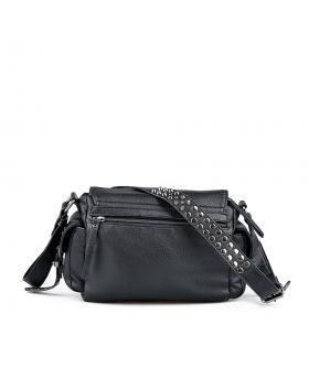 Черна дамска ежедневна чанта Jasmine в online магазин Fashionzona