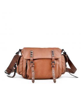 Кафява дамска ежедневна чанта 0136002 в online магазин Fashionzona