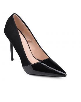 Черни дамски елегантни обувки Padmini в online магазин Fashionzona