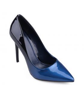 Сини дамски елегантни обувки Bonamy в online магазин Fashionzona