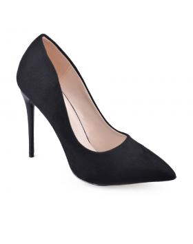 Черни дамски елегантни обувки Dina в online магазин Fashionzona