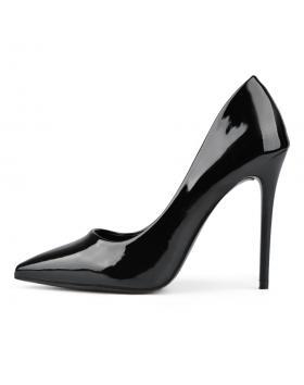 Черни дамски елегантни обувки Elvia в online магазин Fashionzona
