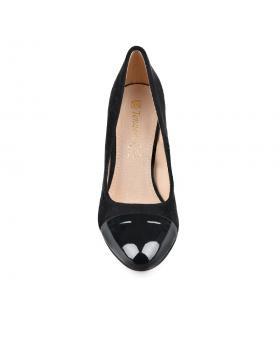 Черни дамски елегантни обувки Ina в online магазин Fashionzona