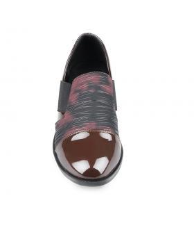 Червени дамски ежедневни обувки 0136221 в online магазин Fashionzona