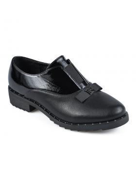 Черни дамски ежедневни обувки Mugdha в online магазин Fashionzona