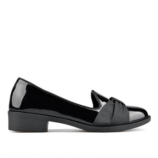 Черни дамски ежедневни обувки 0136226