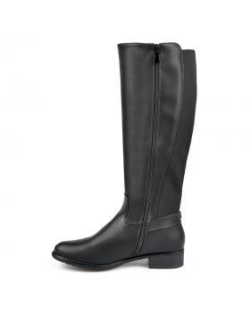 Черни дамски ежедневни ботуши 0135279 в online магазин Fashionzona