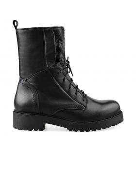 Черни дамски ежедневни боти 3071 в online магазин Fashionzona