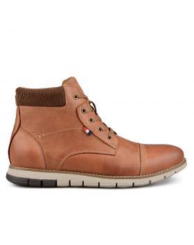 Кафяви мъжки ежедневни боти 0135788 в online магазин Fashionzona
