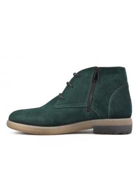Зелени дамски ежедневни боти 0136397 в online магазин Fashionzona
