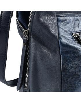 Синя дамска ежедневна чанта 0135415 в online магазин Fashionzona