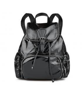 Черна дамска раница Jeanice в online магазин Fashionzona