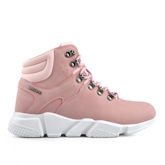 Розови дамски ежедневни боти Liberty