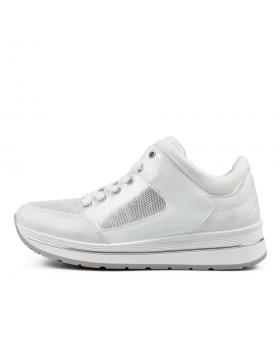 Бели дамски ежедневни обувки Liani в online магазин Fashionzona