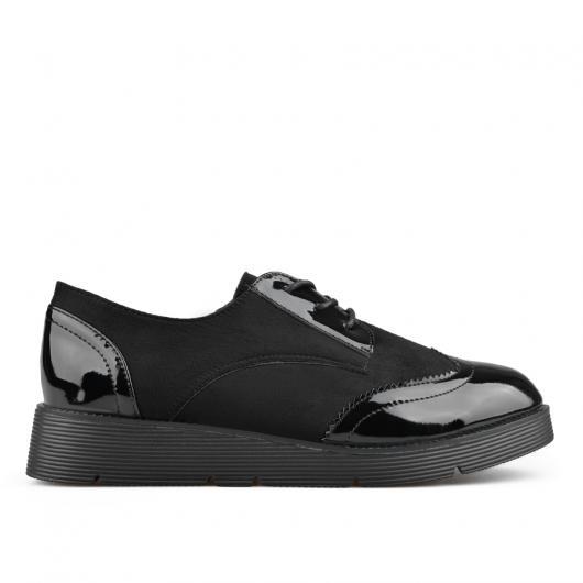 Черни дамски ежедневни обувки Dominica