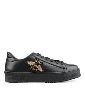Черни дамски кецове matisa 04-3 в online магазин Fashionzona