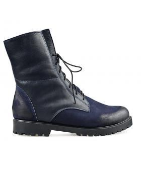 Сини дамски ежедневни боти 255/1711 в online магазин Fashionzona