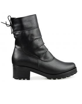 Черни дамски ежедневни боти Odetta в online магазин Fashionzona