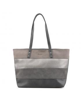 Сива дамска ежедневна чанта Leandre в online магазин Fashionzona