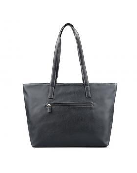 Черна дамска ежедневна чанта Remmy в online магазин Fashionzona