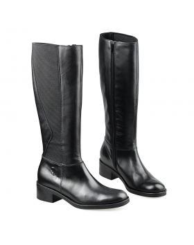 Черни дамски ежедневни ботуши Magnolia в online магазин Fashionzona