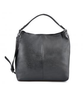 Черна дамска ежедневна чанта Vianca в online магазин Fashionzona