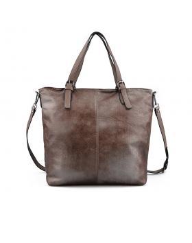 Кафява дамска ежедневна чанта Amalur в online магазин Fashionzona