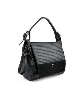 Черна дамска ежедневна чанта Adreanna в online магазин Fashionzona