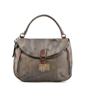 Кафява дамска ежедневна чанта Brettany в online магазин Fashionzona