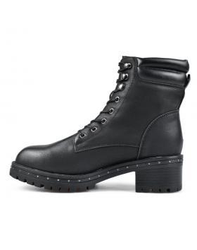 Черни дамски ежедневни боти 0135696 Nicki в online магазин Fashionzona