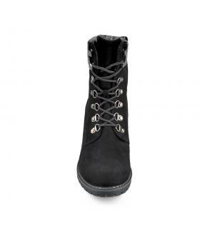 Черни дамски ежедневни боти 0135699 Leigh в online магазин Fashionzona