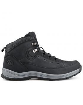 Черни мъжки ежедневни боти 0135593 в online магазин Fashionzona