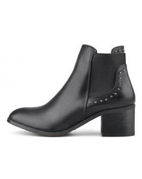 Черни дамски елегантни боти 0135666 Nel в online магазин Fashionzona